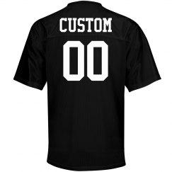 Custom Sports Back Print