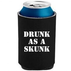 Drunk As A Skunk Cooler