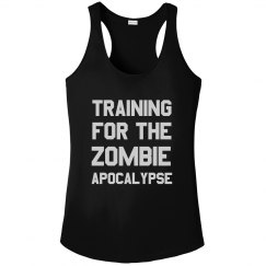 Training So I Can Run From Zombies