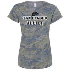 Tan Legged Juliet