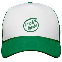 Irish Inside St Patty Hat