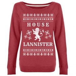 House Lannister Ugly Sweater