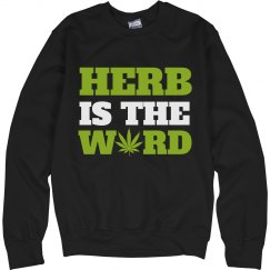 The Word Is Herb