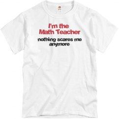 Math Teacher
