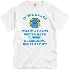 Cats Prove The Earth Is Round