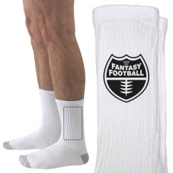 Fantasy Football Socks