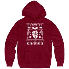 Trump Ugly Sweater 2016