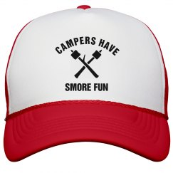 Campers Have Smore Fun