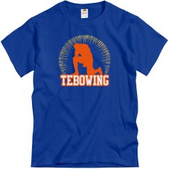 Tebowing Shinedown