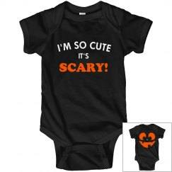So Cute It's Scary Baby