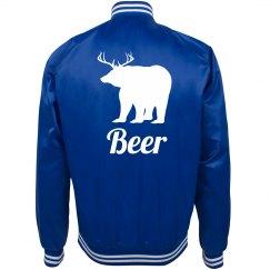 Beer = Bear + Deer