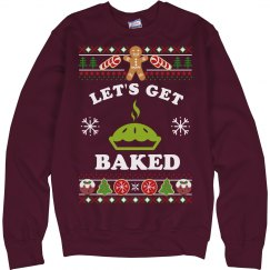 Getting Baked For The Holidays
