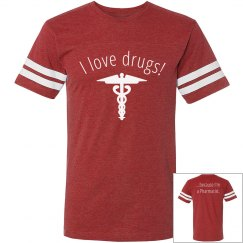 Pharmacist Love Drugs