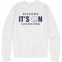 It's On Brodown Showdown