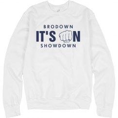 It's On Brodown Showdown