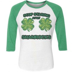 Stop Staring At Shamrocks