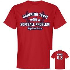 Drinking Team Softball