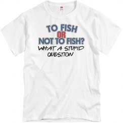 To Fish Or Not To Fish?