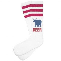 Bear Deer Beer Duh