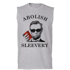 Abe Abolishes Sleevery