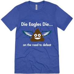 Furgie the Die Eagles Die