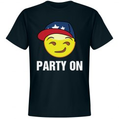 Party On Emoji