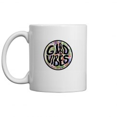 Spread Good Vibes mug