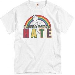 Haters Hate Rainbows