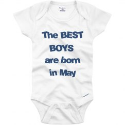 Best boys born in May