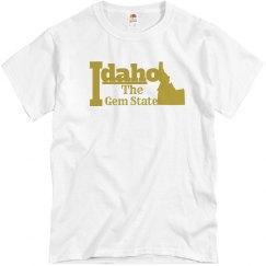 Idaho The Gem State