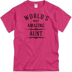Most amazing Aunt