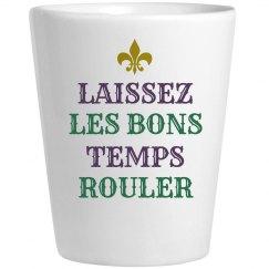 Laissez Les Bons Temps Rouler Shot