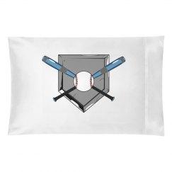 Baseball Pillowcase