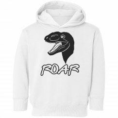 Roar Dinosaur Kids Hoodie