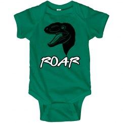 Roar Dinosaur Kids Onesies