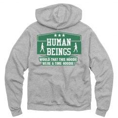 Full Zip Human Beings