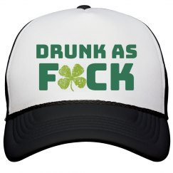 I'm Drunk St. Patrick's Day Hat