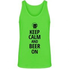 Beer On Spring Break