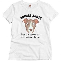 No Excuse 4 Animal Abuse