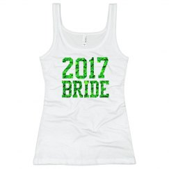 2017 Irish Bride Tank Top