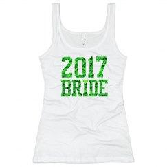 2017 Irish Bride Tank Top