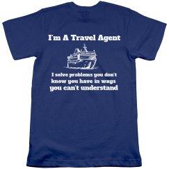 I'm a travel agent-men
