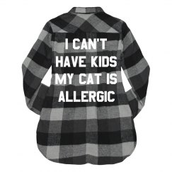 My Cat Is Allergic To Kids