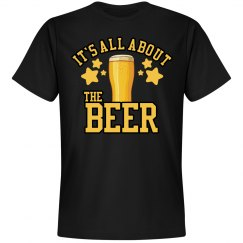 All About Beer
