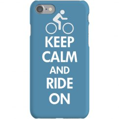 Keep Calm Ride On