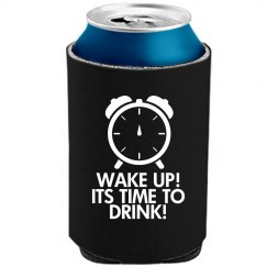 Wake Up! Time To Drink!