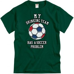 Drinking/Soccer Problem