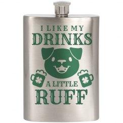 Ruff Drinking