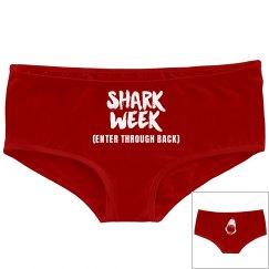 Shark Week Back Door Only