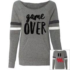 Gamer Girl Women Eco-Sweatshirt
